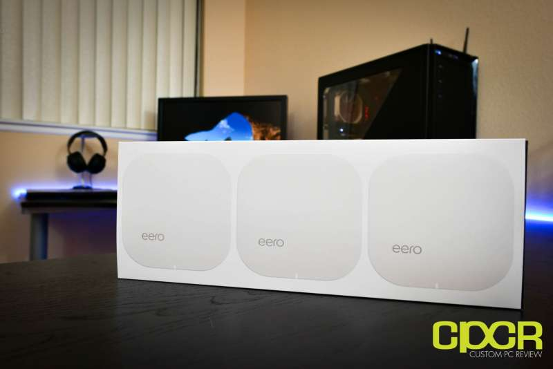 eero mesh wifi system custom pc review 2
