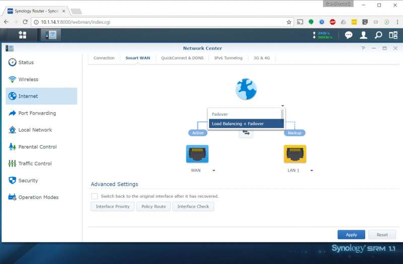 how setup dual wan synology router manager custom pc review 2jpg