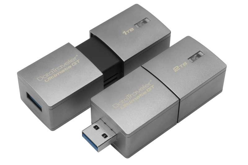 kingston datatraveler gt usb flash drive