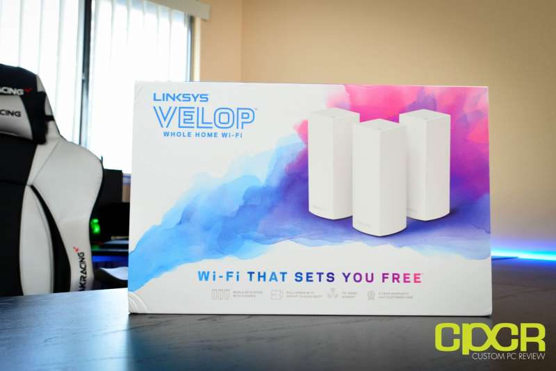 linksys velop mesh wifi router system custom pc review 1
