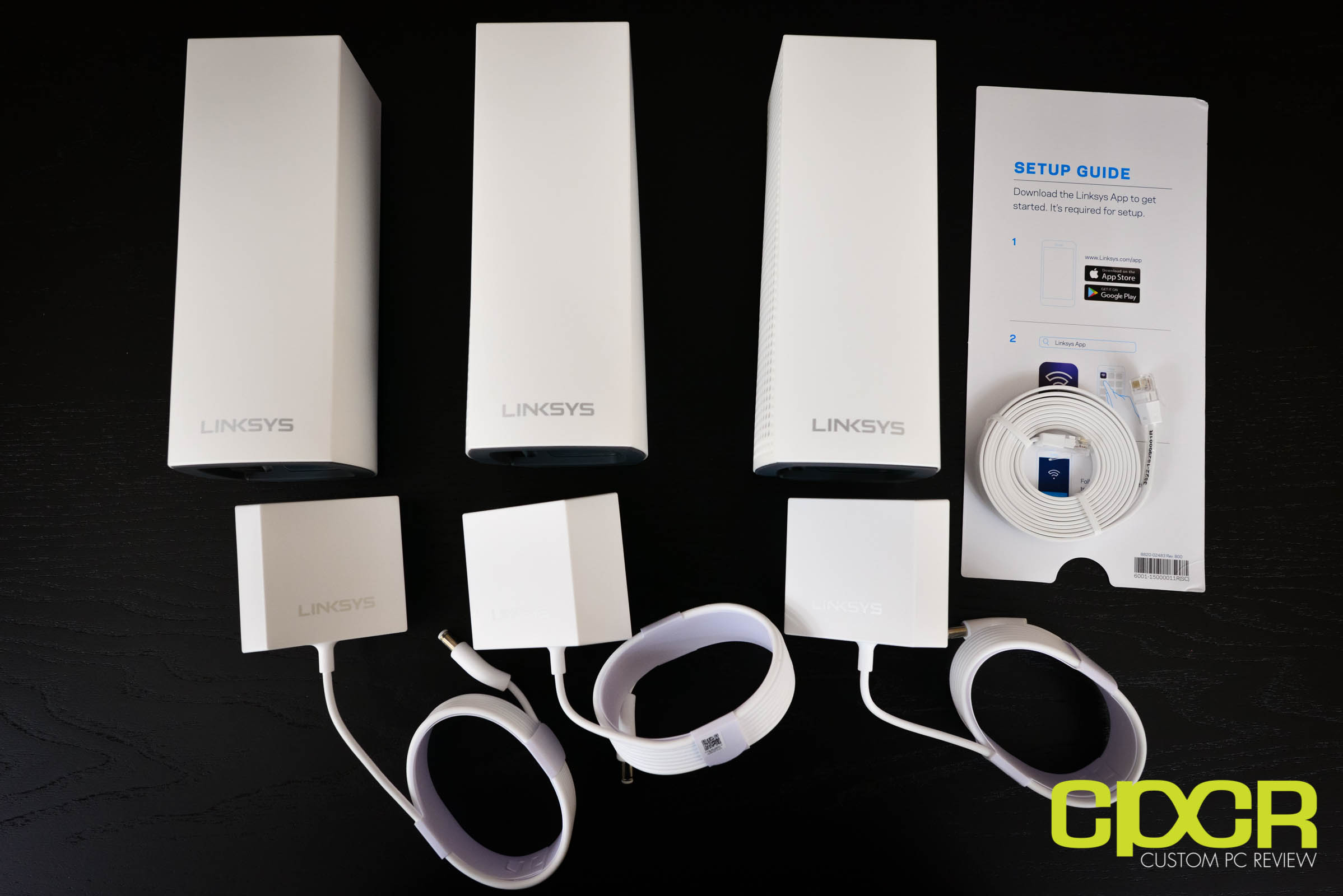 linksys mesh router