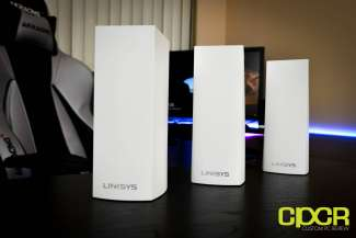 linksys velop mesh wifi router system custom pc review 6