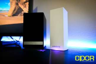 linksys velop mesh wifi router system custom pc review 7
