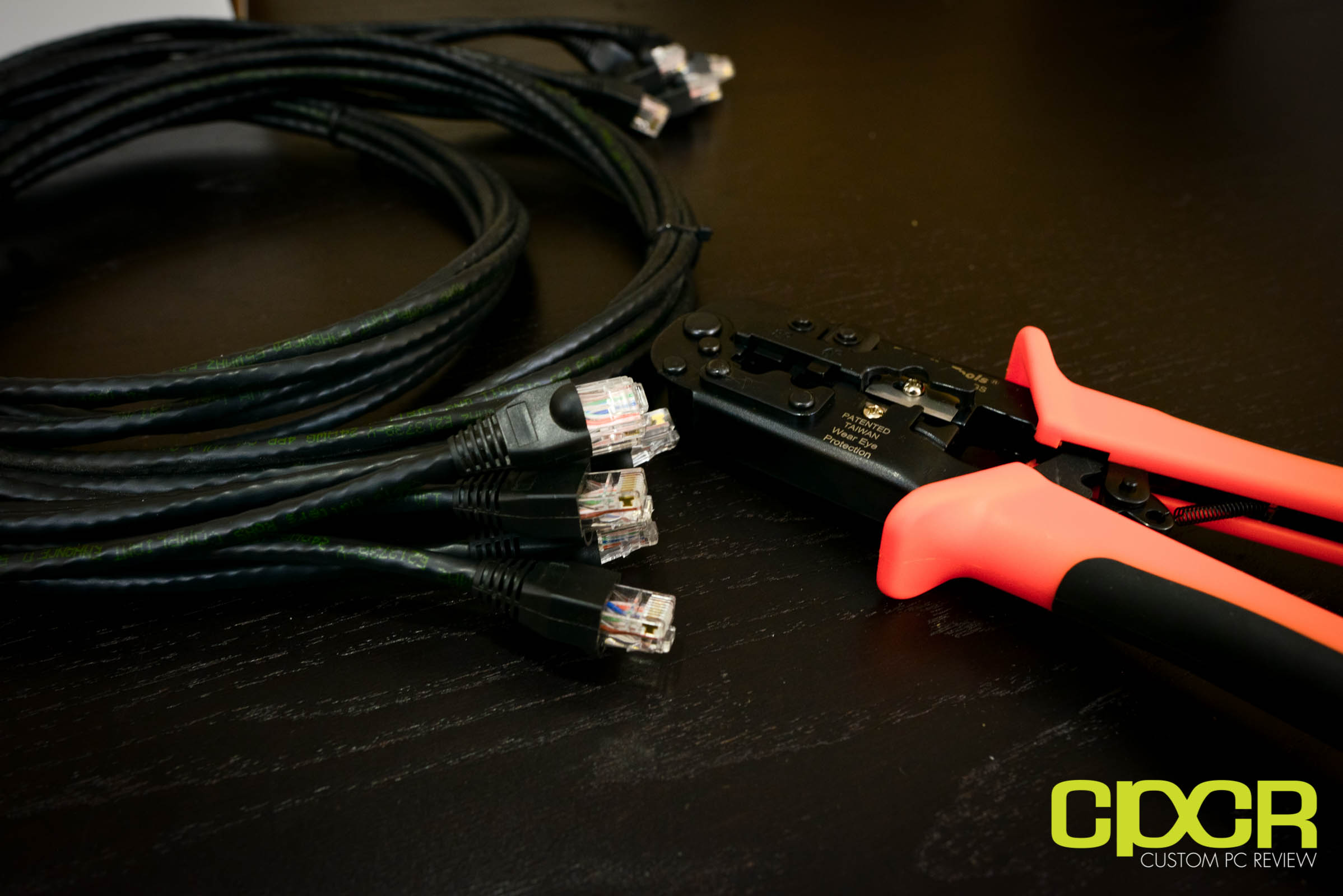 How to Make Ethernet Cables to Save Money | Custom PC Review