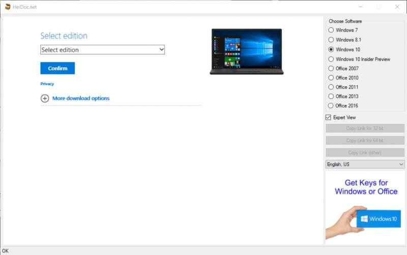 microsoft windows office iso download tool 02