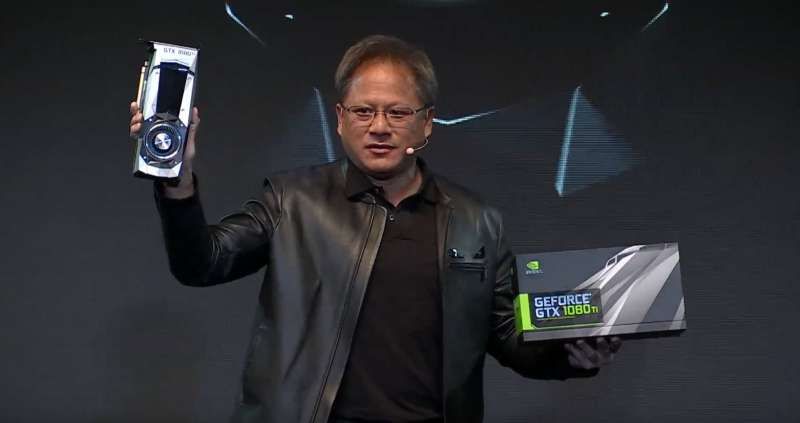 nvidia geforce gtx 1080 ti launch celebration