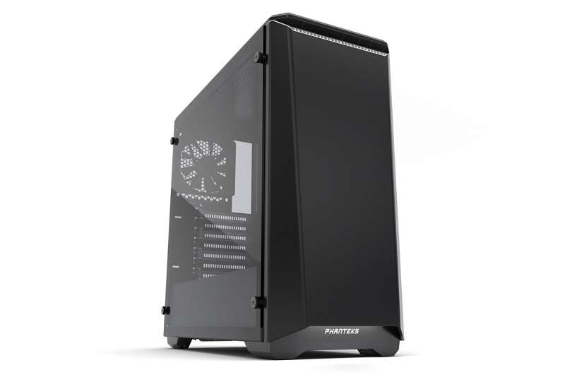 phanteks p400s tempered glass edition product picture