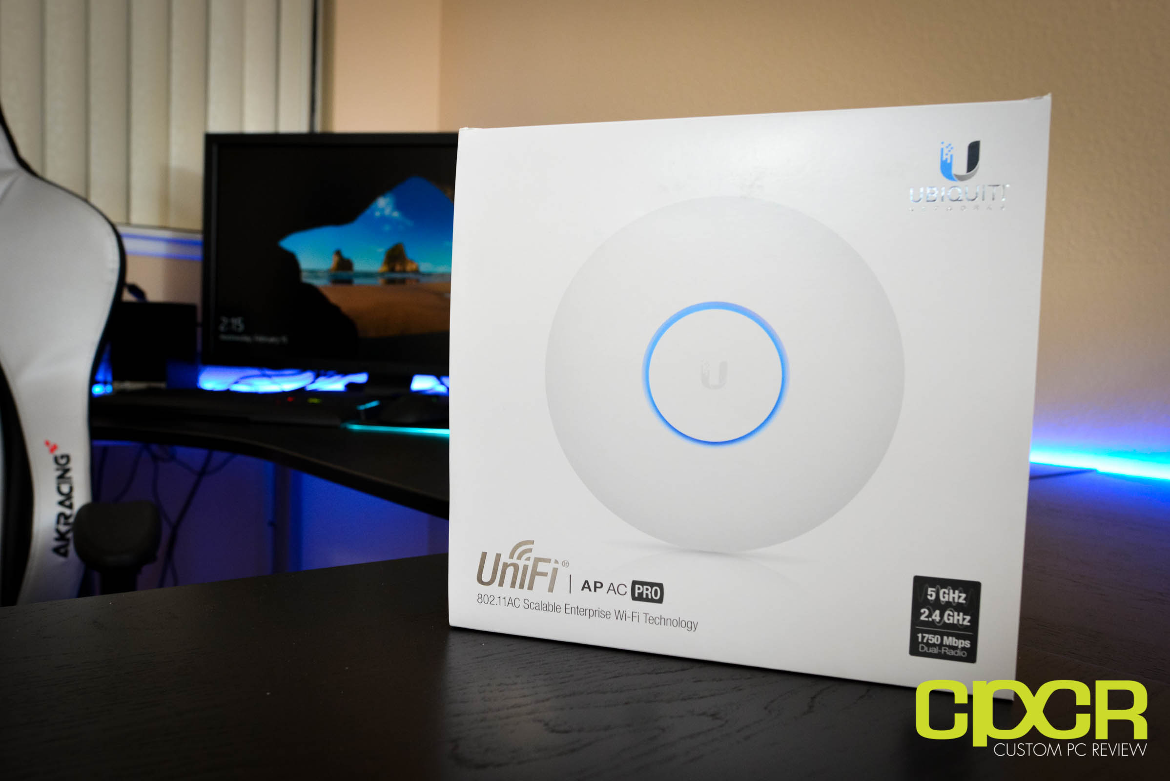 Review Ubiquiti Unifi Ap Ac Pro Wifi Access Point Uap