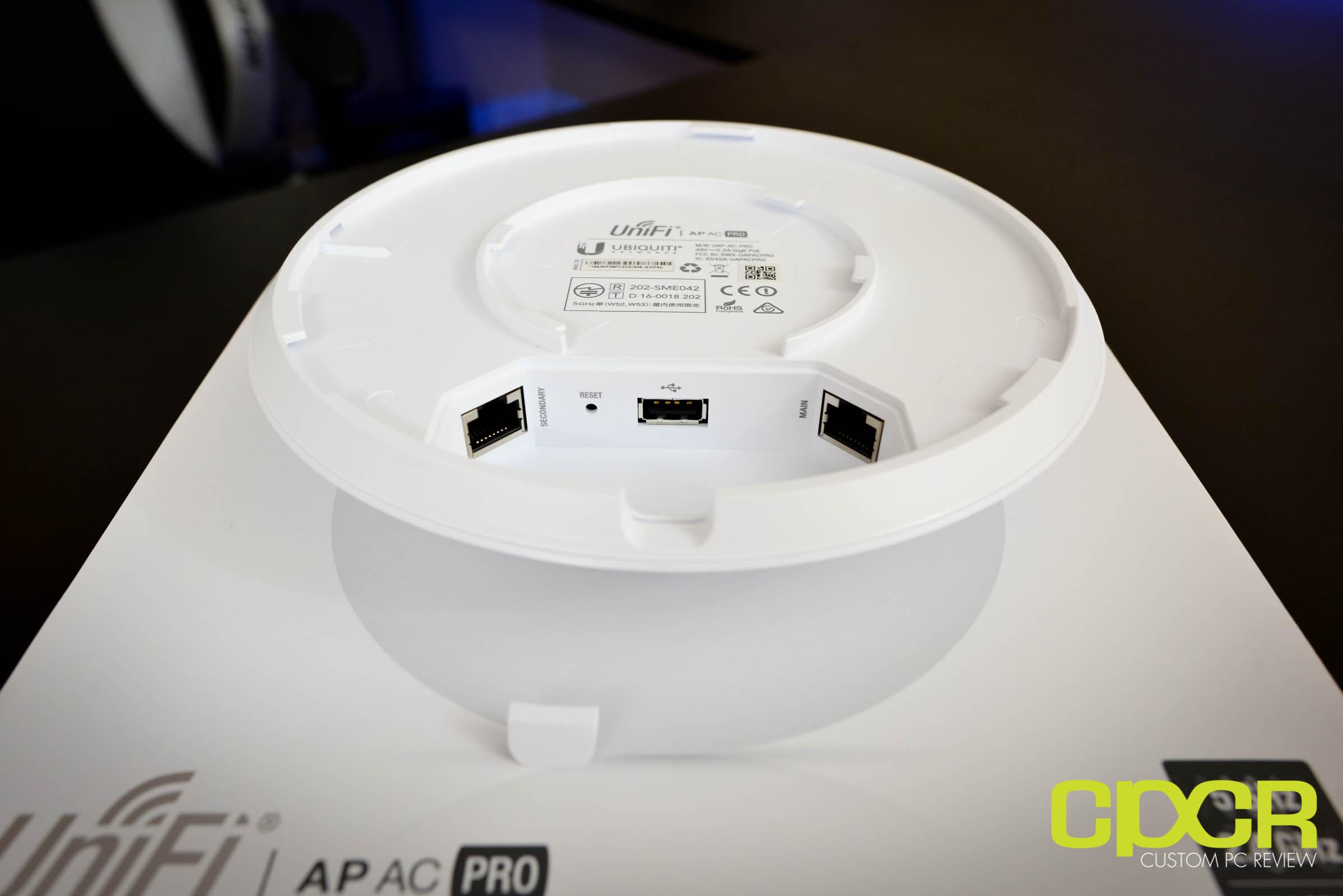 Review: Ubiquiti UniFi AP AC PRO WiFi Access Point (UAP‑AC