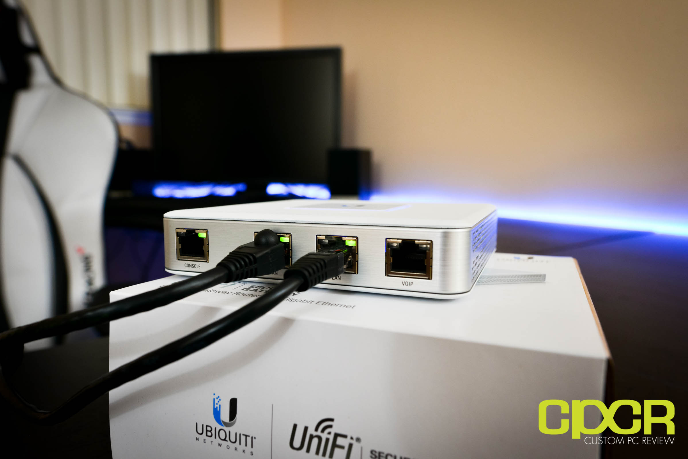 Review: Ubiquiti UniFi Security Gateway (USG) | Custom PC Review