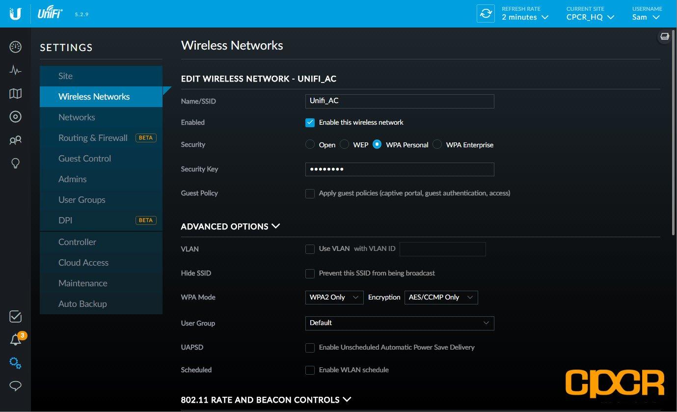 Review: Ubiquiti UniFi AP AC PRO WiFi Access Point (UAP‑AC‑PRO