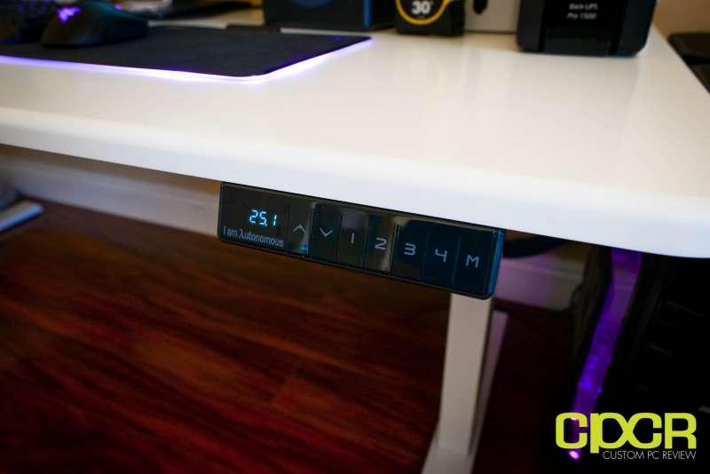 Autonomous Smartdesk 2 Review Adjustable Computer Desk