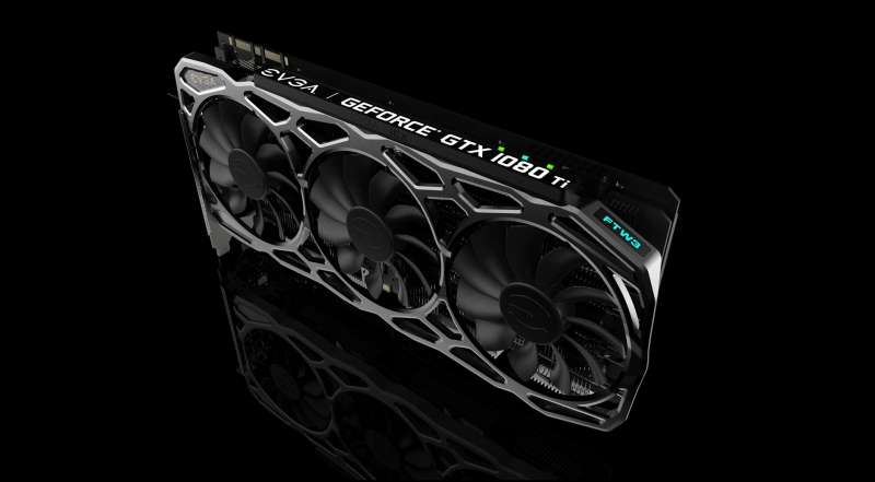 evga geforce gtx 1080 ti ftw3 icx cooler graphics card