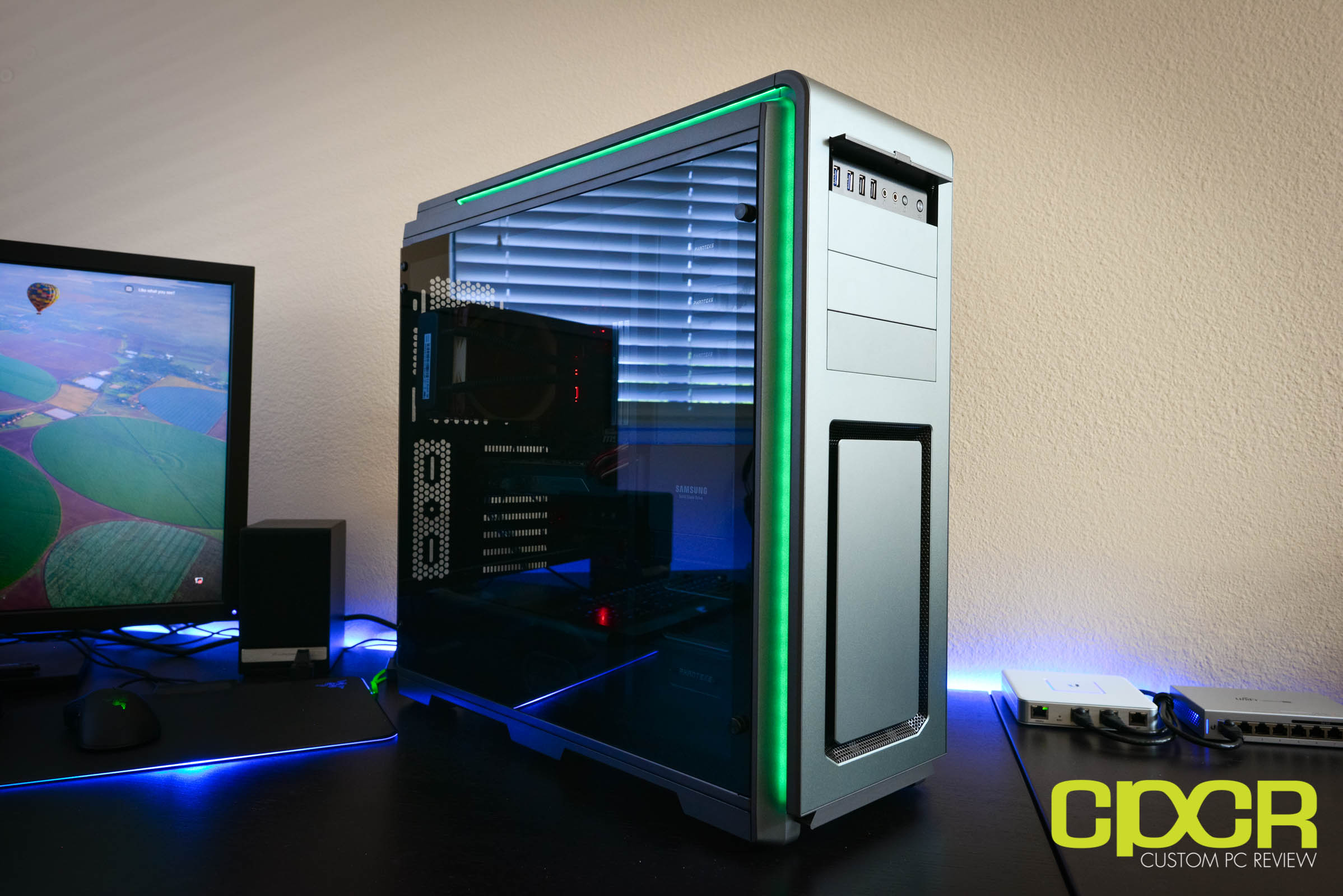Phanteks Enthoo Luxe Tempered Glass Review | Full Tower Case