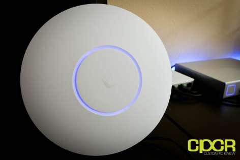 Review Ubiquiti Unifi Ap Ac Hd Wifi Access Point Uap Ac