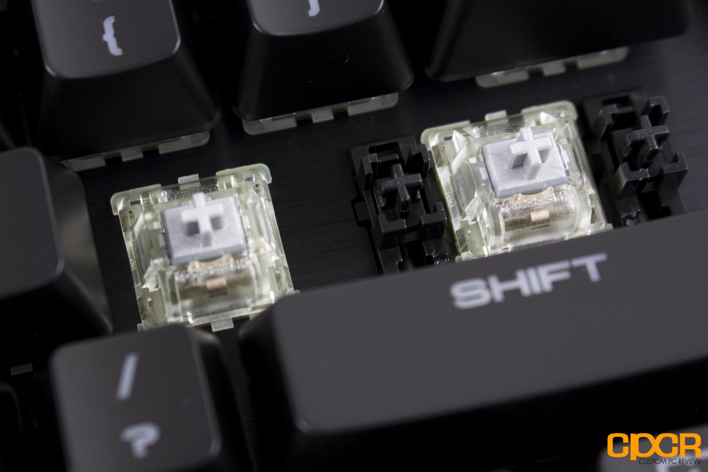 Corsair Gaming K70 RGB RAPIDFIRE Review | Gaming Mechanical Keyboard