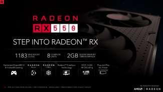 radeon rx 500 series rx550 custompcreview