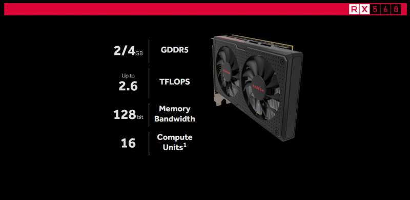 amd radeon rx 560 web image screen