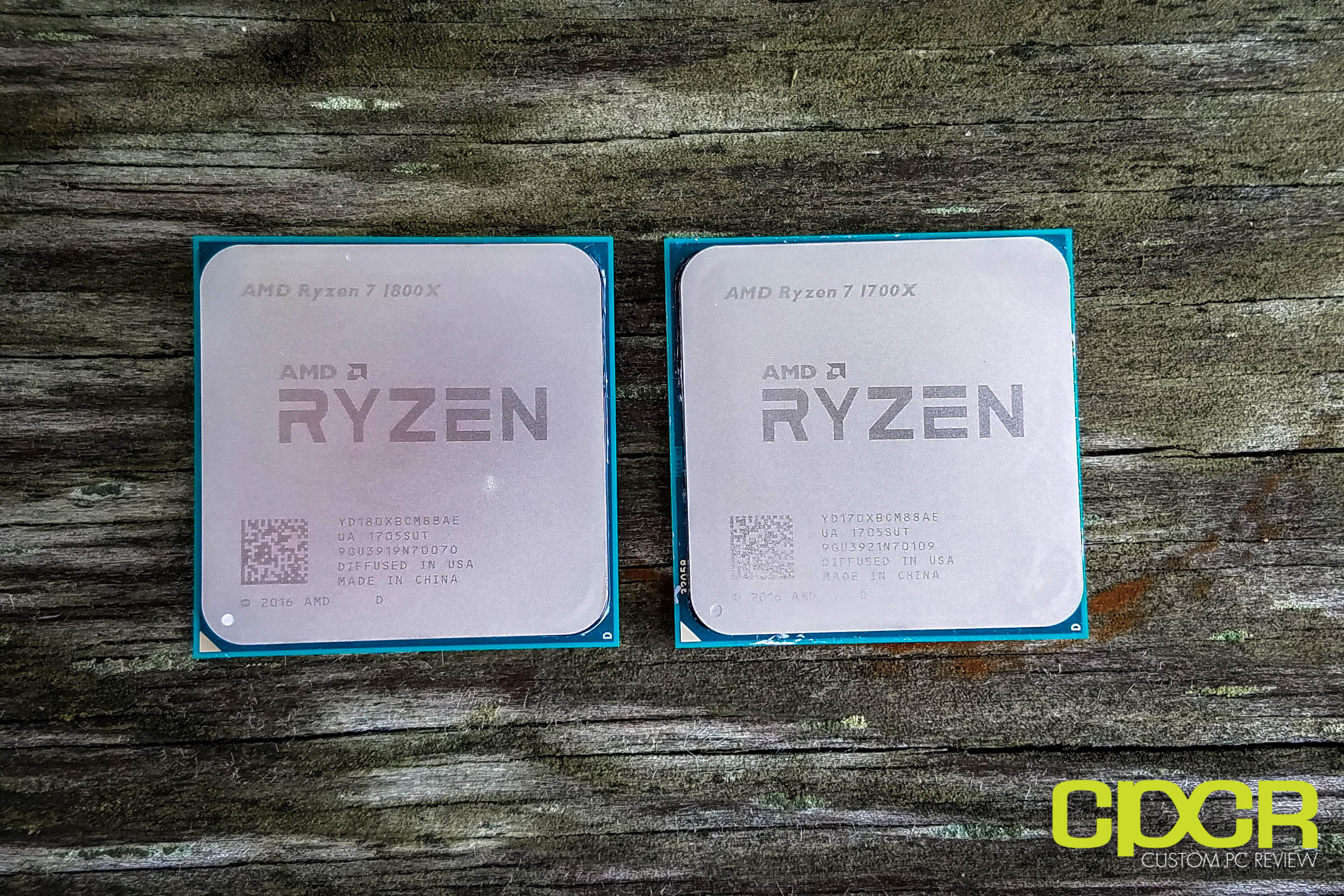 Amd Ryzen 7 1700x And 1800x Review Custom Pc Review