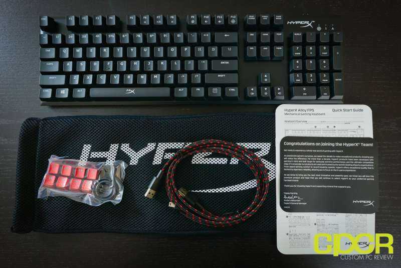 hyperx alloy fps mechanical gaming keyboard 2634