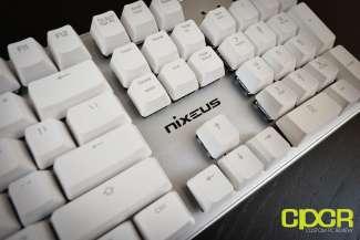 nixeus moda pro mechanical keyboard 2684