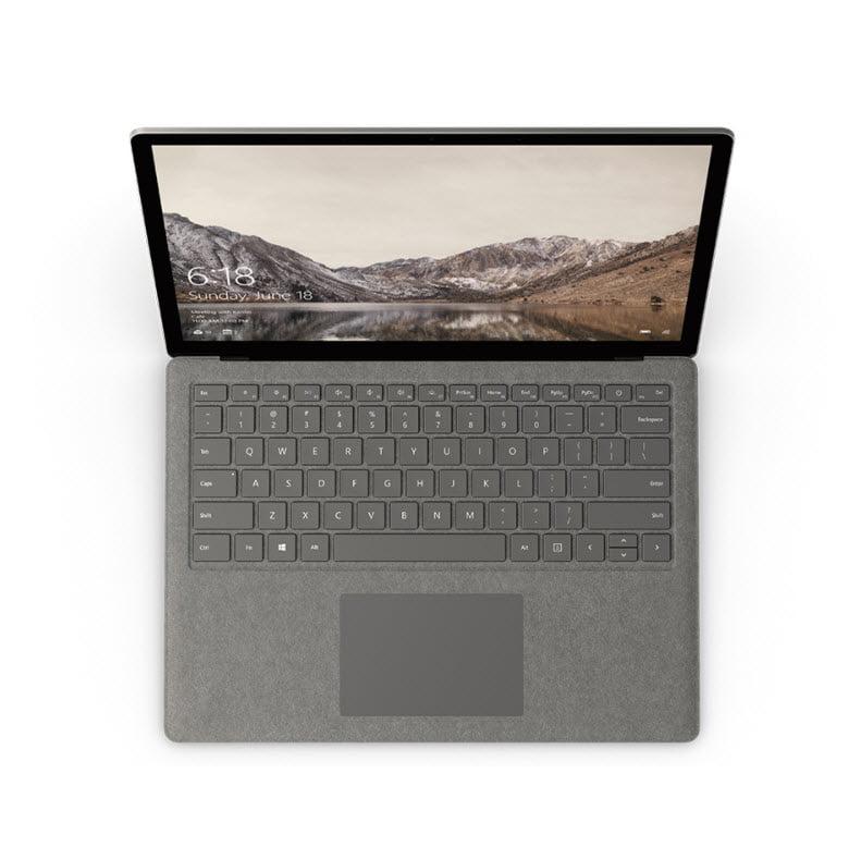 surface laptop feature