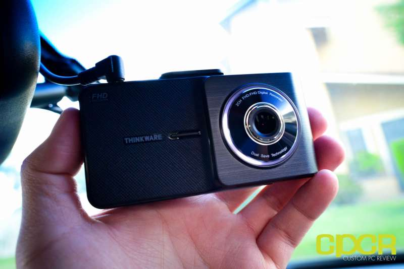 thinkware x550 dashcam 2623
