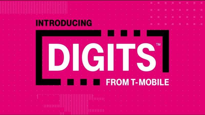 tmobile digits logo