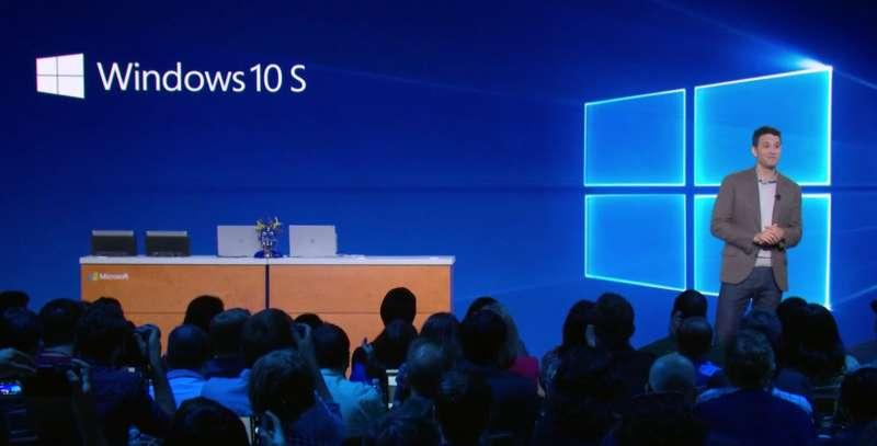 windows 10 s feature