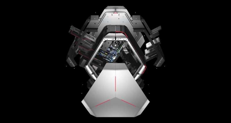 alienware area 51 threadripper edition gaming pc image 1