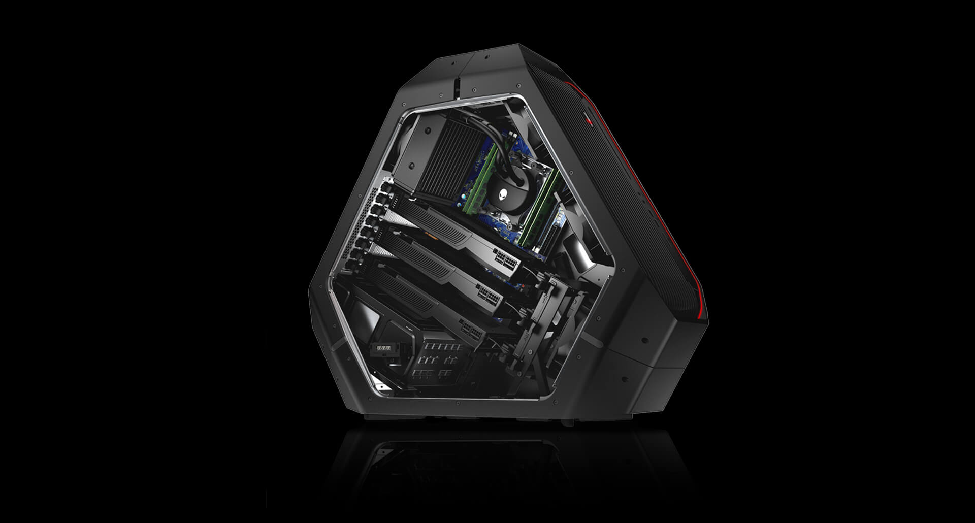 Alienware Announces New Area 51 Gaming PC Featuring AMD