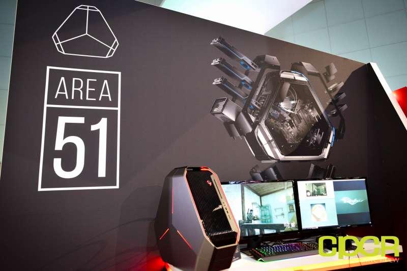 alienware area51 gaming pc e3 2017 2747