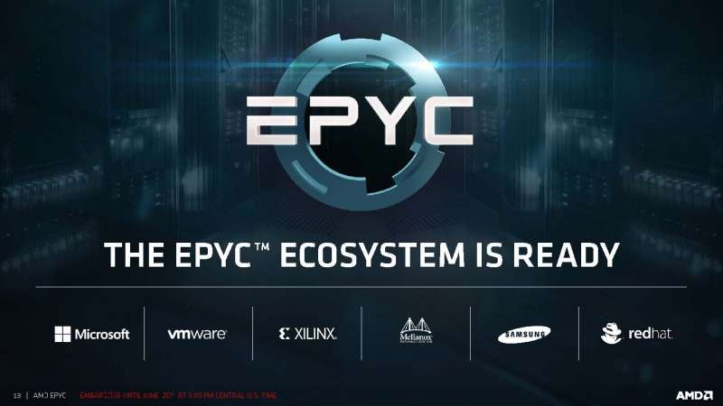 amd epyc server cpu techday presentation Page 13