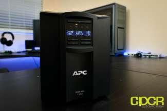 apc smart ups 1500 smt1500 custom pc review 2896