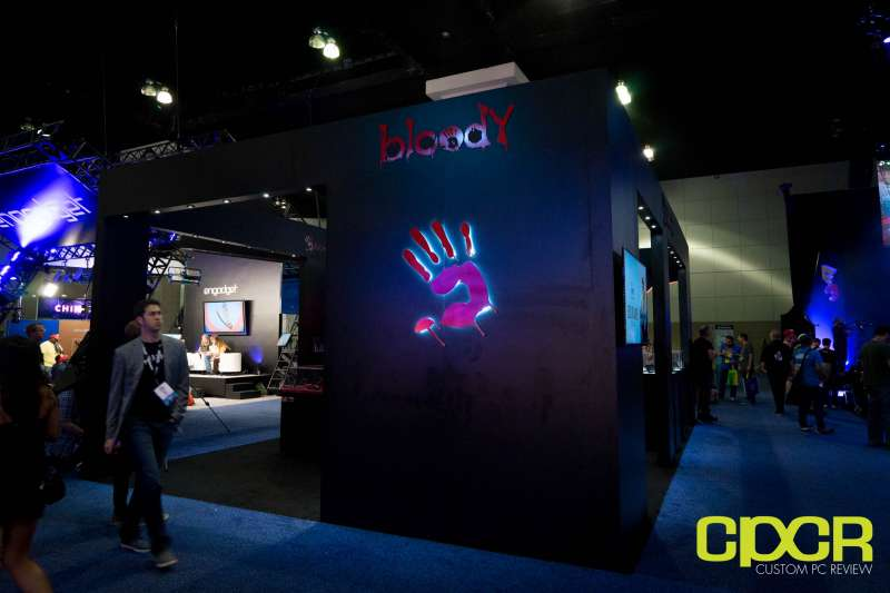 bloody gaming peripherals e3 2017 01392
