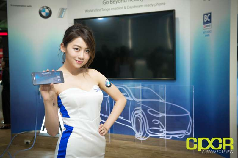 computex booth babes 2017 custom pc review