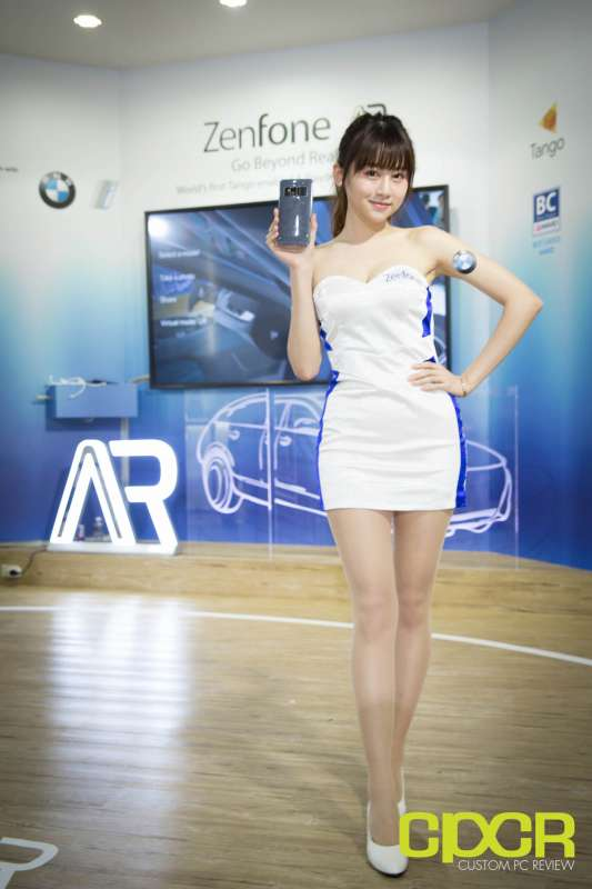 computex booth babes 2017 custom pc review 0006
