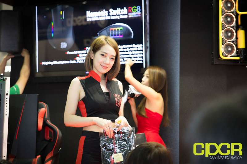 computex booth babes 2017 custom pc review 0018