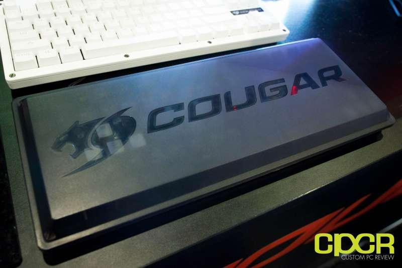 cougar gaming peripherals attackx3 puritkl vantar e3 2017 2804