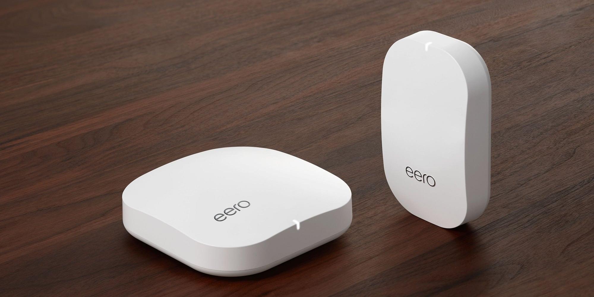 Eero Unveils 2nd Gen Eero Mesh Wi Fi System Eero Beacon