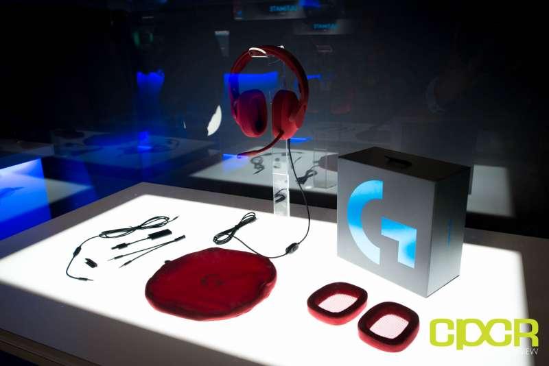 logitech g433 gaming headset e3 2017 2814