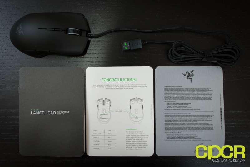 razer lancehead tournament edition gaming mouse custom pc review 2837