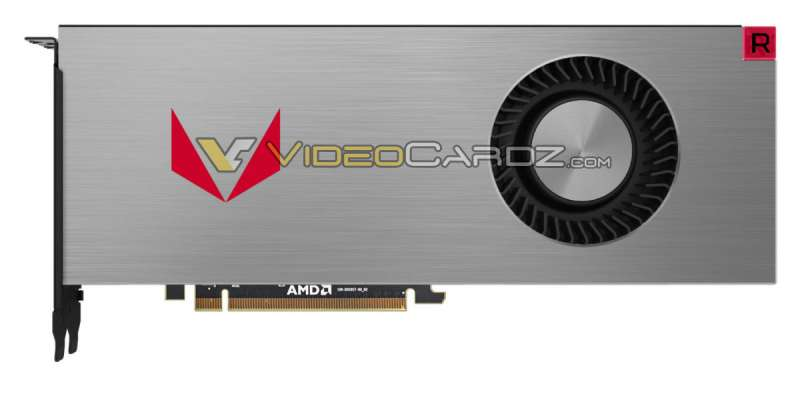 AMD Radeon RX Vega 64 Limited Air