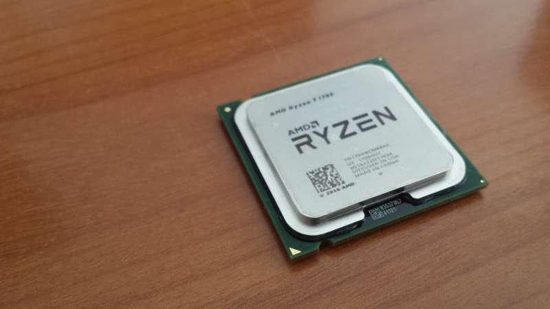 Fake AMD Ryzen CPU