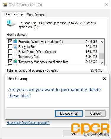 delete windowsold custom pc review screenshot 03