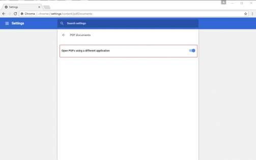 How to Disable Chrome's Built-in PDF Viewer | Custom PC Review