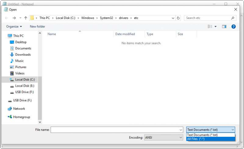 edit hosts file custom pc review screen 03