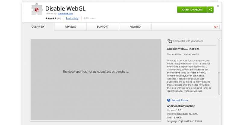 how to disable webgl chrome custom pc review 1