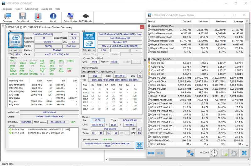 5 Best PC Monitoring Tools to Check System Voltage, Temp, and