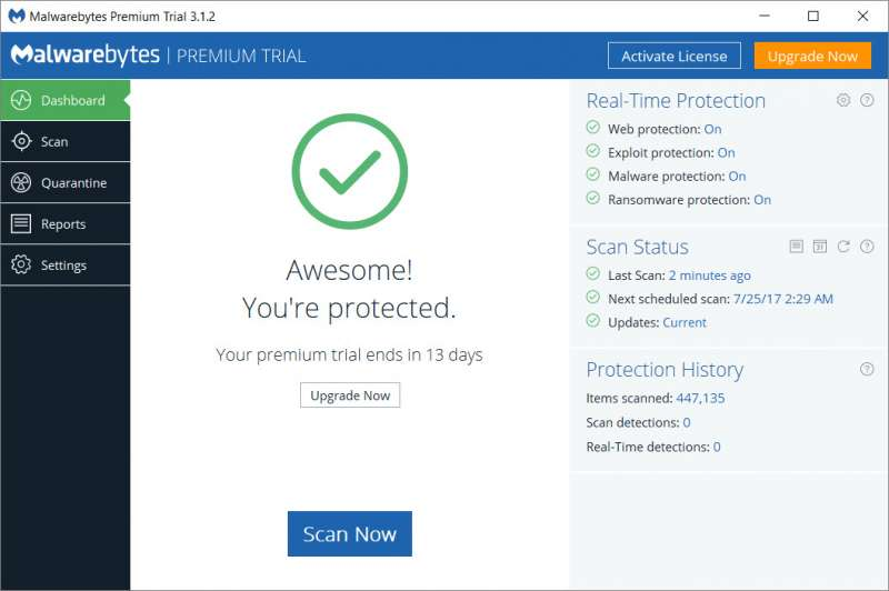 malwares bytes best malware removal custom pc review 1